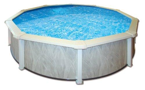 Interline 5-3416-2008 Pool Regent Durchmesser 4,90 m, Tiefe 1,32 m, Set 4 m 3