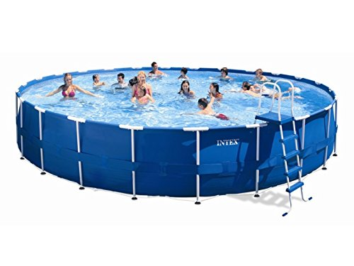 Intex 28262 Metal Frame Pool 732 x 132 cm