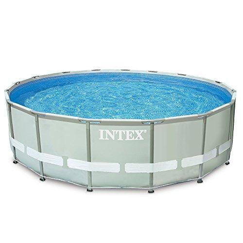 Intex 28310 Ultra Frame Pool Set, 427 x 107 cm Neu