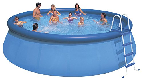 Intex Aufstellpool Easy Set Pools®, Blau, Ø 457 x 122 cm