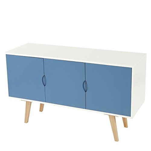 kommode malm t258 schrank sideboard retro design. Black Bedroom Furniture Sets. Home Design Ideas