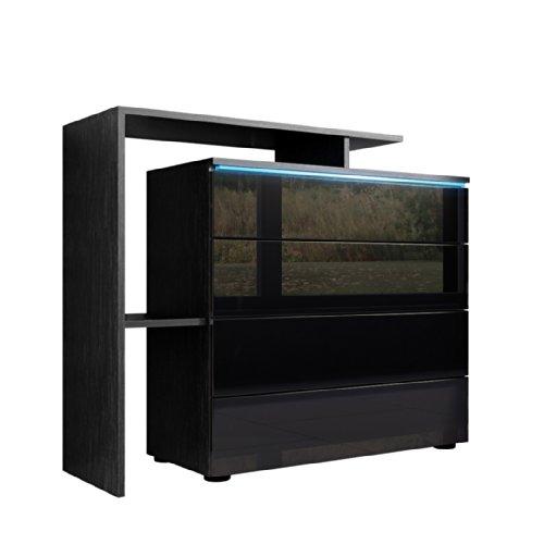 side lowboards archive m bel24. Black Bedroom Furniture Sets. Home Design Ideas