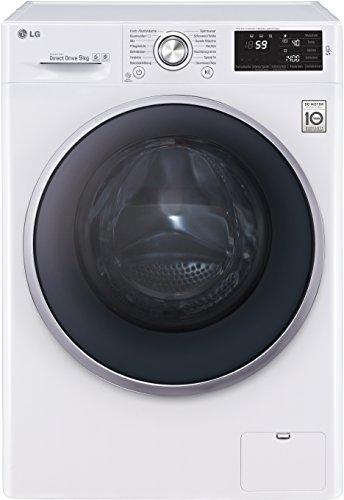 lg electronics f 14u2 vdn1h waschmaschine fl a 152 kwh jahr 1400 upm 9 kg 9500 liter jahr 14. Black Bedroom Furniture Sets. Home Design Ideas