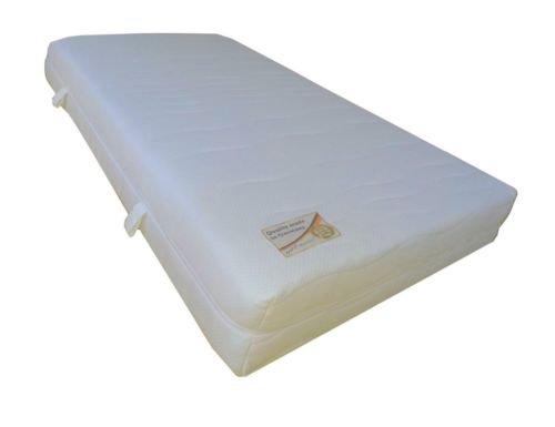 lux 25 orthop dische 11 zonen kaltschaum matratze h he ca 25 cm raumgewicht 40 kg m 140. Black Bedroom Furniture Sets. Home Design Ideas