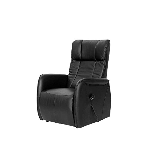 leder fernsehsessel mit motor schwarz pharao24 m bel24. Black Bedroom Furniture Sets. Home Design Ideas