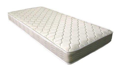 Martratze Comfort Federkernmatratze 90x200 cm H3-H2 atmungsaktiv Microfaser