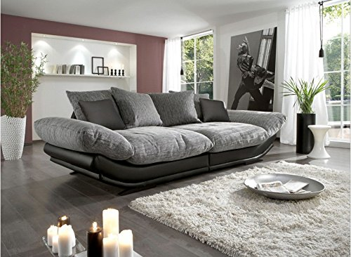 Megasofa Loungesofa Ultrasofa Sofa Couch Bigsofa ROSE A NewLook Trendmanufaktur