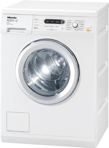 Miele W 5873 WPS Edition 111 Waschmaschine Frontlader/A+++/1600 UpM/8 kg/Lotosweiß/Eco-Feedback/Waterproof System