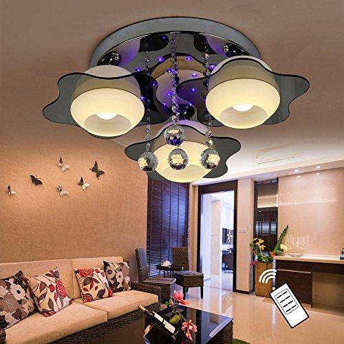 natsen led kristall deckenleuchte deckenlampe designer. Black Bedroom Furniture Sets. Home Design Ideas