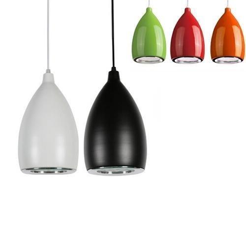 Ouku 12w LED Pendelleuchte Wachskürbis Form Esszimmer Leuchten LED Droplights AC85-265V weiß