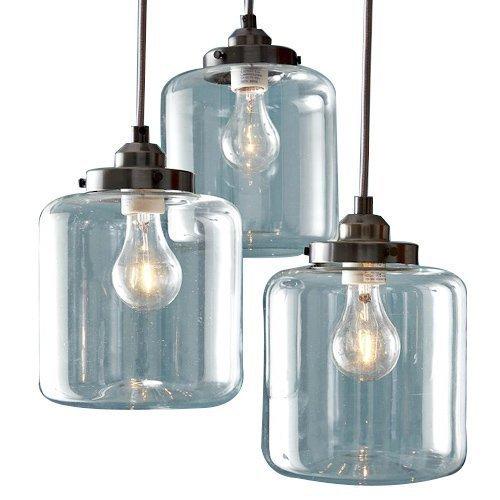 Pendelleuchten - Inklusive Glühbirne - Vintage/Traditionell-Klassisch - Wohnzimmer/Esszimmer 60W E27 Eisen Pendent Licht mit 3 Lights