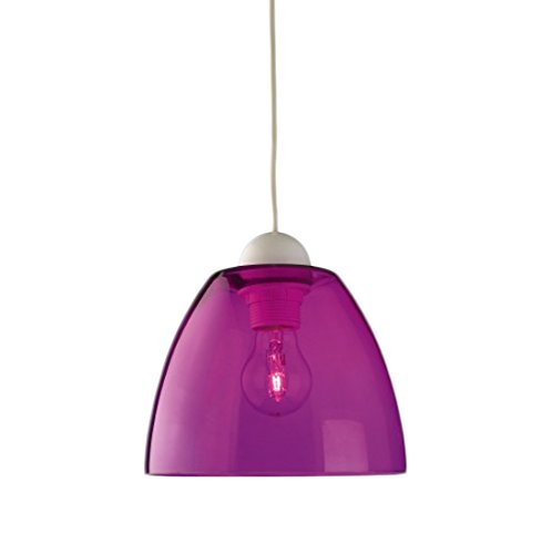 Philips 408719610York Pendelleuchte 1x 40W 230V purpur