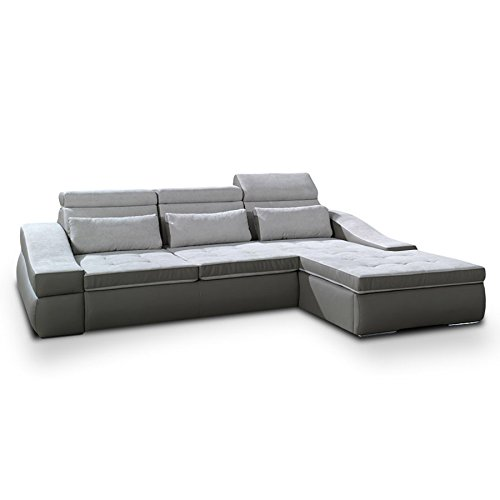 polsterecke sofa corfu mit schlaffunktion schlafsofa. Black Bedroom Furniture Sets. Home Design Ideas