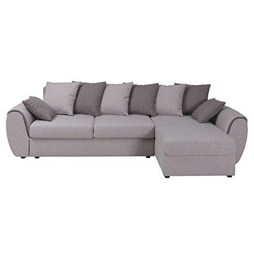 Polsterecke sofa mit schlaffunktion monza schlafsofa for Sofa bettfunktion bettkasten