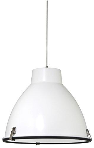 Ranex Edison Pendelleuchte, Loft-Design, weiß 6000.374L