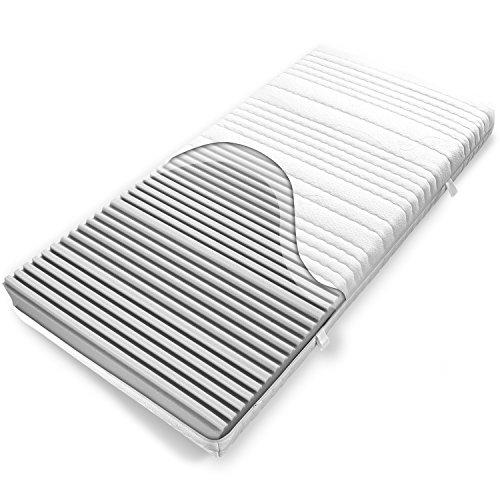 ravensberger kaltschaummatratze softwelle 90 x 200 cm 7 zonen matratze h1 raumgewicht rg. Black Bedroom Furniture Sets. Home Design Ideas