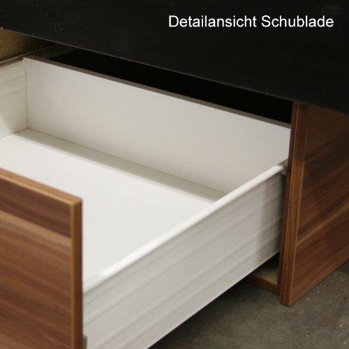 sonderaktion bellvita wasserbett mit schubladen inkl. Black Bedroom Furniture Sets. Home Design Ideas