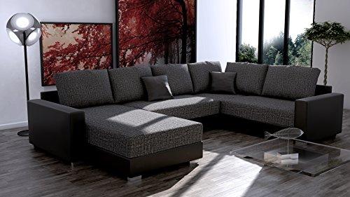 Sofa Couchgarnitur Couch Sofagarnitur STY 3.1 U Polstergarnitur Polsterecke Wohnlandschaft mit Schlaffunktion