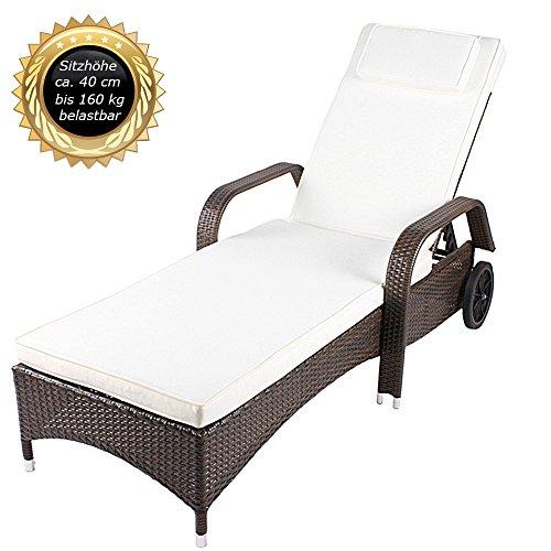 toscana liege xxl bis 160 kg belastbar inkl 7 cm dicke. Black Bedroom Furniture Sets. Home Design Ideas
