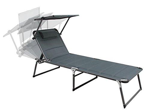 trendy home24 aluminium sonnenliege gartenliege xxl alu. Black Bedroom Furniture Sets. Home Design Ideas