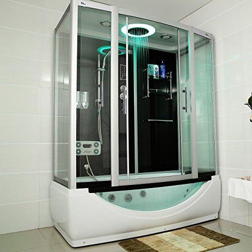 tronitechnik dampfdusche duschtempel whirlpool badewanne komplettdusche duschkabine dusche. Black Bedroom Furniture Sets. Home Design Ideas