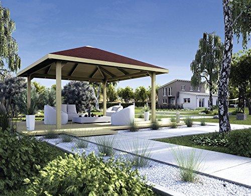 Weka Pavillon 651 Größe 3