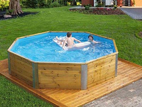 Weka Pool Togo 2 45 mm Komplett-Set mit Leiter und Filter