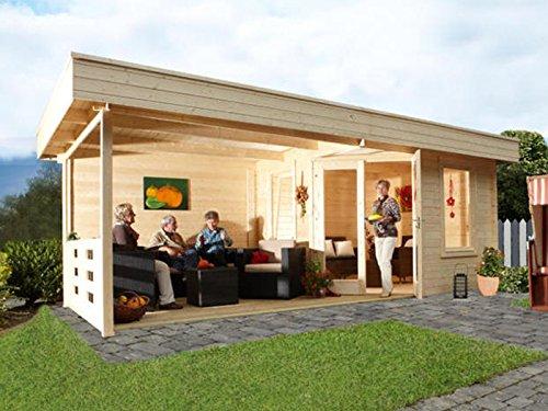 Wolff Finnhaus 5-Eckhaus Nina 28-B mit Terrasse