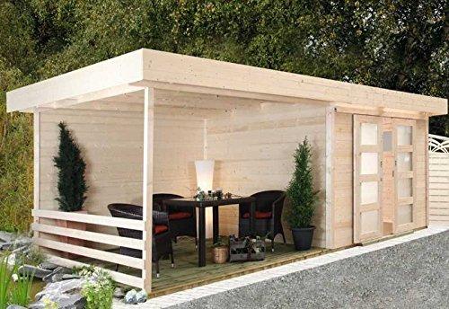 wolff finnhaus varianta 28 st mit terrasse und schiebet r. Black Bedroom Furniture Sets. Home Design Ideas