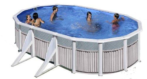 Gre m260783–Pool Holz rund Island KITNP242A