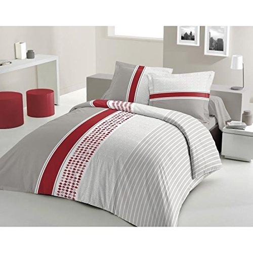 lovely home bettw sche mimosa 100 baumwolle 1 bettbezug 220 x 240 cm 2 kopfkissenbez ge 65. Black Bedroom Furniture Sets. Home Design Ideas