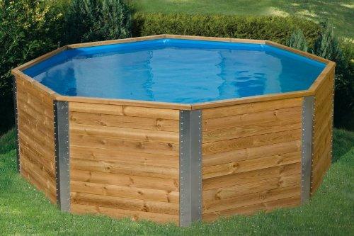 Massivholz-Swimmingpool 593 A