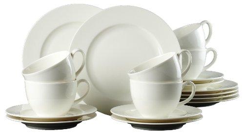 ritzenhoff breker kaffeeservice solino 18 teilig porzellangeschirr m bel24. Black Bedroom Furniture Sets. Home Design Ideas