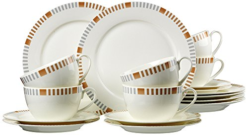 ritzenhoff breker 035889 kaffeeservice elba aus fine china porzellan 18 teilig 0 m bel24. Black Bedroom Furniture Sets. Home Design Ideas