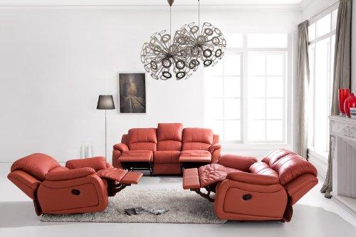 voll leder relax fernsehsofas polsterm bel sessel fernsehsessel 5129 3 2 1 206 m bel24. Black Bedroom Furniture Sets. Home Design Ideas