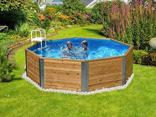 Weka Pool Togo 1 45 mm Komplett-Set mit Leiter und Filter
