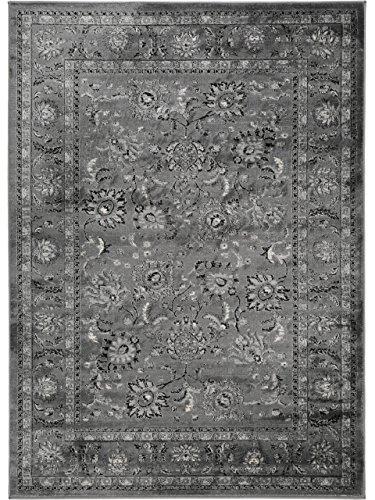 benuta teppiche klassischer orientteppich oriental vintage anthrazit 80 150 cm schadstofffrei. Black Bedroom Furniture Sets. Home Design Ideas
