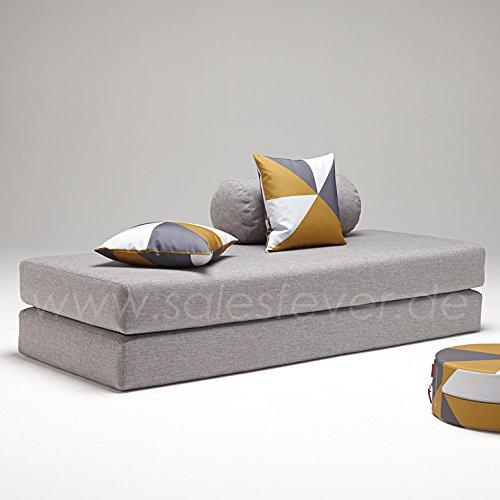 Innovation Schlafsofa Dulox grau