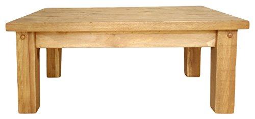 Mercers Furniture Tortilla Couchtisch, Holz, Kiefer antik