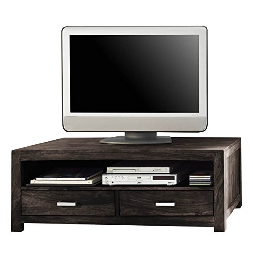 tv board lowboard wima massivholz holz sheesham massiv. Black Bedroom Furniture Sets. Home Design Ideas