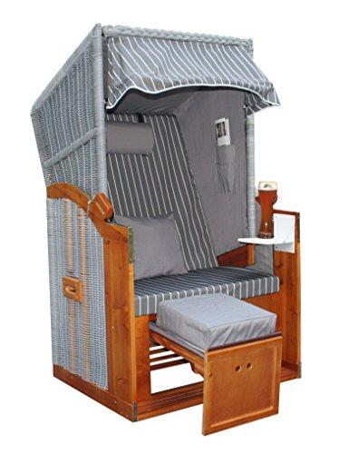 das wohnwerk Strandkorb Bansin Königsstuhl Single 1 Sitzer