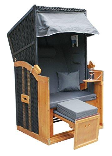 das wohnwerk Strandkorb Bansin Single Version 1 Sitzer