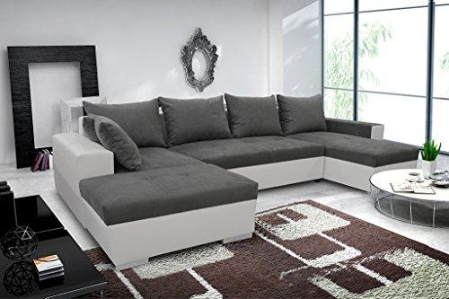 Bigsofa clio wohnlandschaft ecksofa eckcouch sofa couch for Ecksofa 500 euro