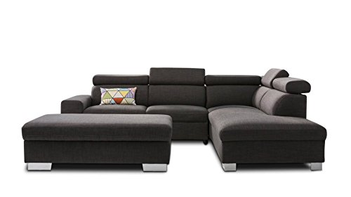 ecksofa eckcouch f r ihr zuhause m bel24. Black Bedroom Furniture Sets. Home Design Ideas