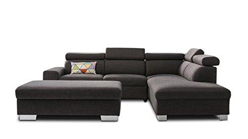 ecksofa eckcouch f r ihr zuhause m bel24. Black Bedroom Furniture Sets. Home Design Ideas