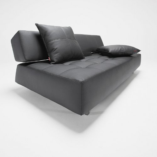 innovation long horn excess klappsofa lt schwarz. Black Bedroom Furniture Sets. Home Design Ideas
