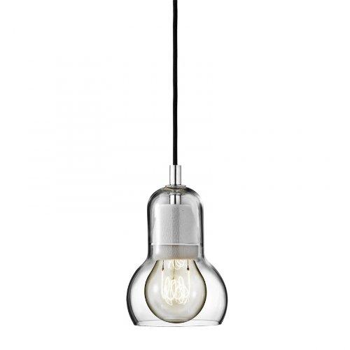 Bulb Pendant - SR1 - Black [A]