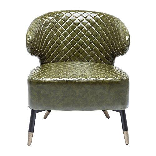 kare cocktailsessel loungesessel session retro olivgr n m bel24. Black Bedroom Furniture Sets. Home Design Ideas