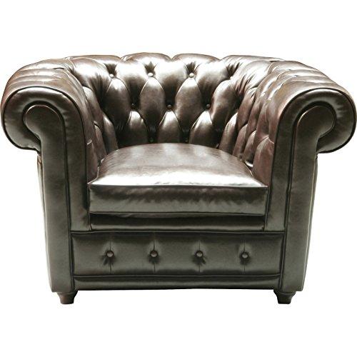 kare 71672 sessel oxford bycast leder m bel24. Black Bedroom Furniture Sets. Home Design Ideas