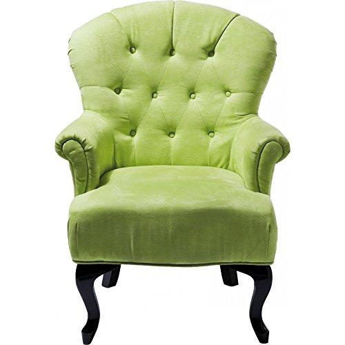 Kare 76109 Stuhl mit Armlehne Cafehaus grün